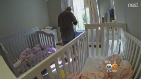 Elszörnyedt az apuka, amikor meglátta, mit művel a szerelő a kislányai hálószobájában