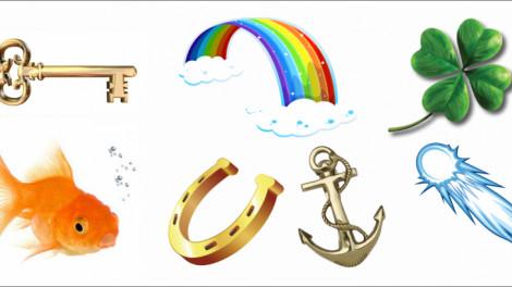 Válassz egy szerencse-szimbólumot és nézd meg, mit tartogat számodra a 2018-as év!