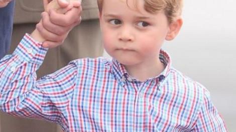 Ezt kapja enni György herceg az iskolában