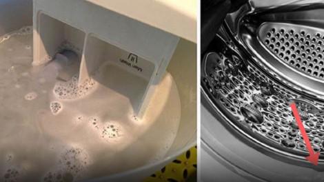A mosógépszerelő elárulta, a felesége mivel takarítja a mosógépüket!